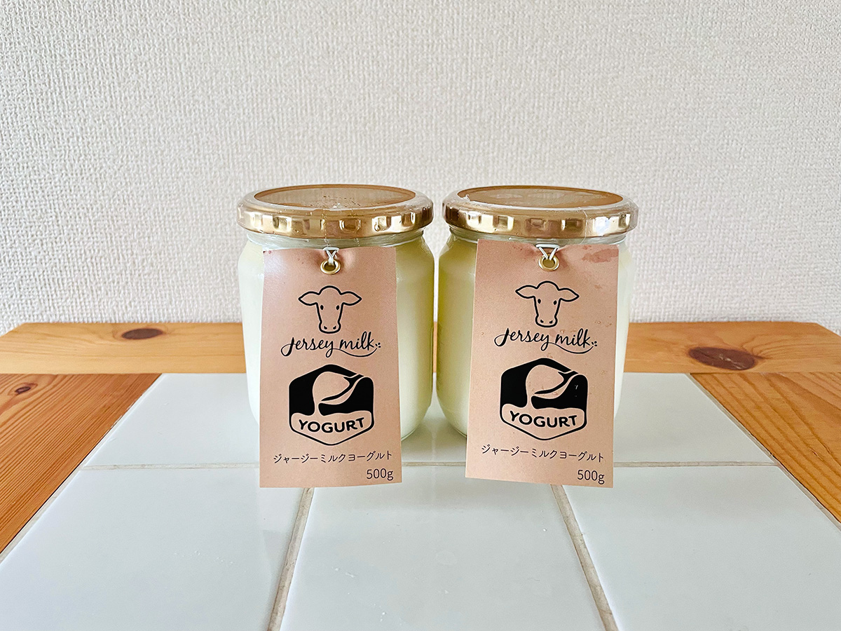 八丈島乳業 ジャージーミルクヨーグルト